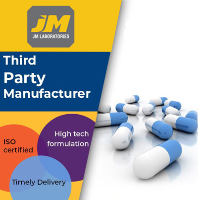 3rd party Pharmaceutical Contract Manufacturing
